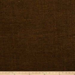 Fabricut Andes Raw Silk Walnut Fabric