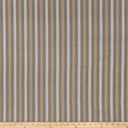 Fabricut Anjou Stripe Faux Silk Canyon Fabric