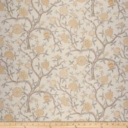 French General Antoinette Linen Blend Cloud Fabric