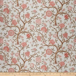 French General Antoinette Linen Blend Harvest Fabric
