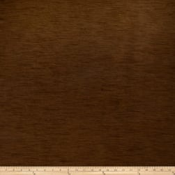 Fabricut Ara Faux Silk Tobacco Fabric