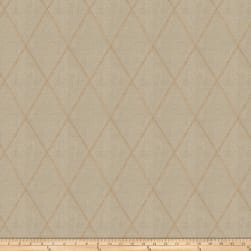 Fabricut Argea Diamond Linen Blend Linen Fabric