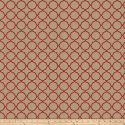 French General Basilica Chenille Sienna Fabric