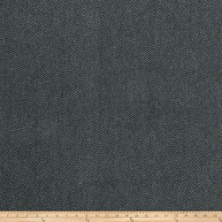 Fabricut Berkshire Cotton Blend Velvet Pewter