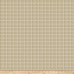 Fabricut Bo Peep Plaid Taupe Fabric