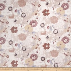 Fabricut Brindisi Jacquard Molasses Fabric
