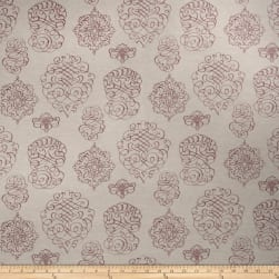 Fabricut Buckton Linen Blend Berry Fabric