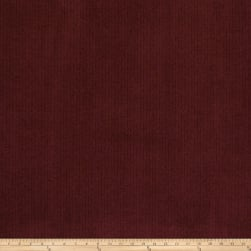 Fabricut Cable Suede Berrywine Fabric
