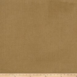Fabricut Cable Suede Tobacco Fabric