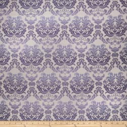 Fabricut Canaletto Violet Fabric