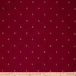 Fabricut Cazador Faux Silk Raspberry Fabric