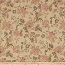 Fabricut Chase Park Rose Fabric