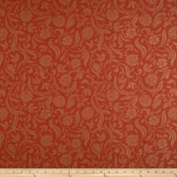 Fabricut Crypton Convention Paprika Fabric