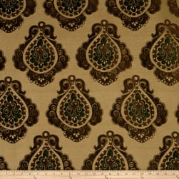 Fabricut Cortona Chenille Parsley Fabric