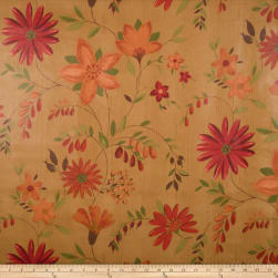 Collier Campbell Daisy Tree Fired Clay Fabric