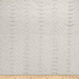 Fabricut Dancing Water Linen Blend Natural Fabric