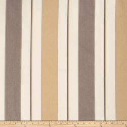 Fabricut Dia Stripe Gold Fabric