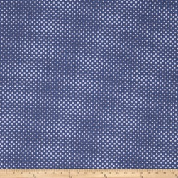 Fabricut Dinky Dot Denim Fabric