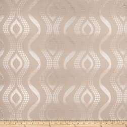 Fabricut Dolcetto Faux Silk Cream