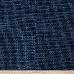 Fabricut Ferrous Oxide Faux Leather Cobalt Fabric