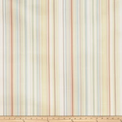 Fabricut Fruit Stripe Spa Fabric