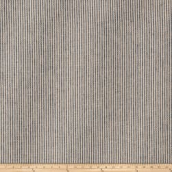 French General Galon Linen Blend Indigo Fabric