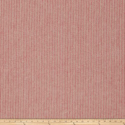 French General Galon Linen Blend Rouge Fabric
