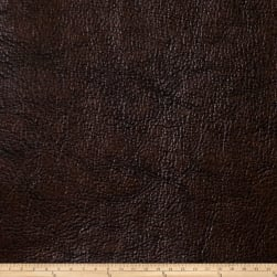 Fabricut Galvanized Steel Faux Leather Leather Fabric