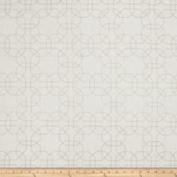 Fabricut Gentry Geometric Natural Fabric