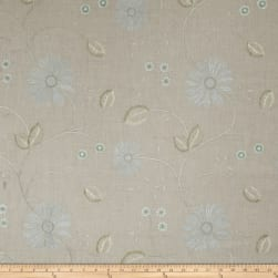 Fabricut Gilliam Floral Natural Fabric