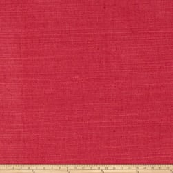 Fabricut Glossed Linen Blend Watermelon Fabric