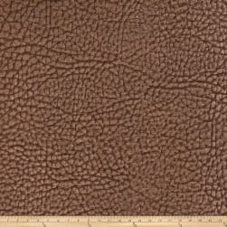 Fabricut Gold Alloy Faux Leather Bronze Fabric