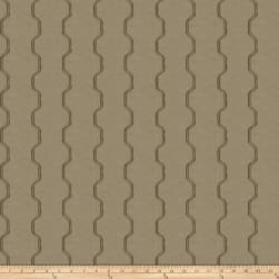 Fabricut Hathaway Faux Silk Taupe Fabric