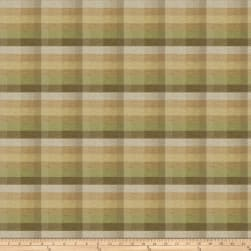 Fabricut Hayes Plaid Jacquard Meadow Fabric