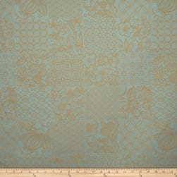 Collier Campbell Hula Tidepool Fabric