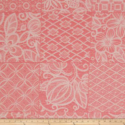 Collier Campbell Hula Coral Garden Fabric
