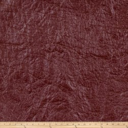 Fabricut Iron Faux Leather Lacquer Fabric