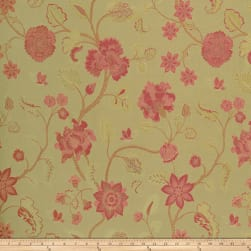 Fabricut Isidora Silk Cranberry Fabric