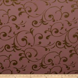 Fabricut Isley Wine Fabric
