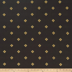 Fabricut Jujubes Black Fabric