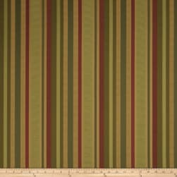 Fabricut Kia Stripe Faux Silk Harvest Fabric