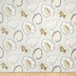 Fabricut Lady Eve Jungle Celadon Fabric