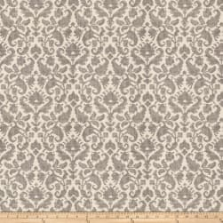 French General Loire Linen Blend Flint Fabric