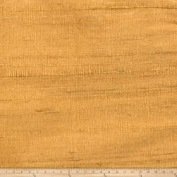 Fabricut Luxury Dupioni Silk Tan Fabric