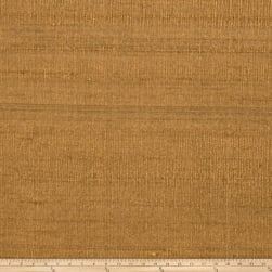 Fabricut Luxury Dupioni Silk Mustard Fabric