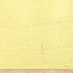 Fabricut Luxury Dupioni Silk Celery Fabric