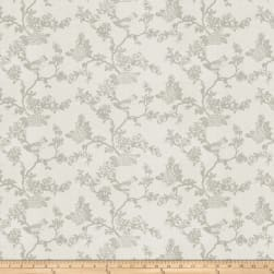 Fabricut Martina Toile Grey Fabric