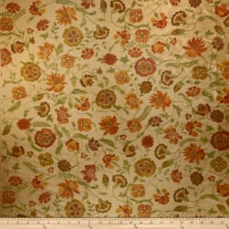 Fabricut Matthew Star Silk Spice Fabric
