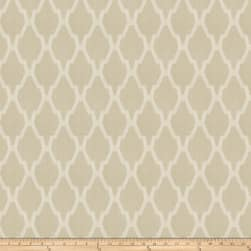 Fabricut Merman Lattice Taupe Fabric