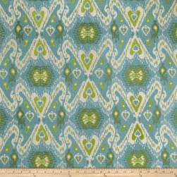 Fabricut Miracle Worker Turquoise Fabric